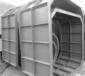 定做化粪池钢模具